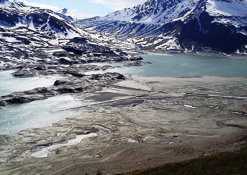 Lago del moncenisio praticamente vuoto 6 moncenisio for Cabine del lago vuoto