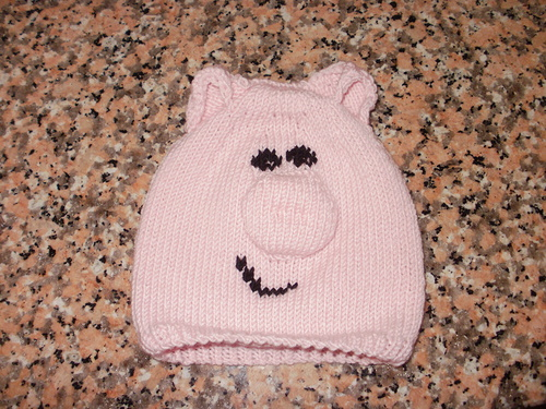cappellino porcellino