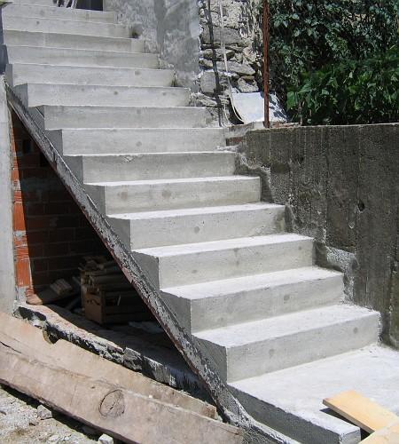 08 scala esterna in muratura muratore for Foto scale esterne