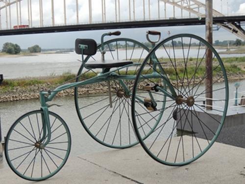 Velorama, in Olanda un museo dedicato alla bicicletta