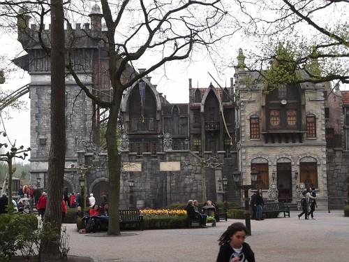 Efteling Castello Horror