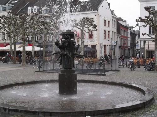 Maastricht. Piazza