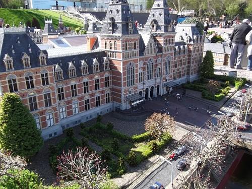 Il Museo Nazionale ad Amsterdam