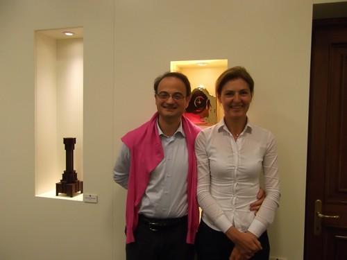 Anna Malagoli e GuidOlanda