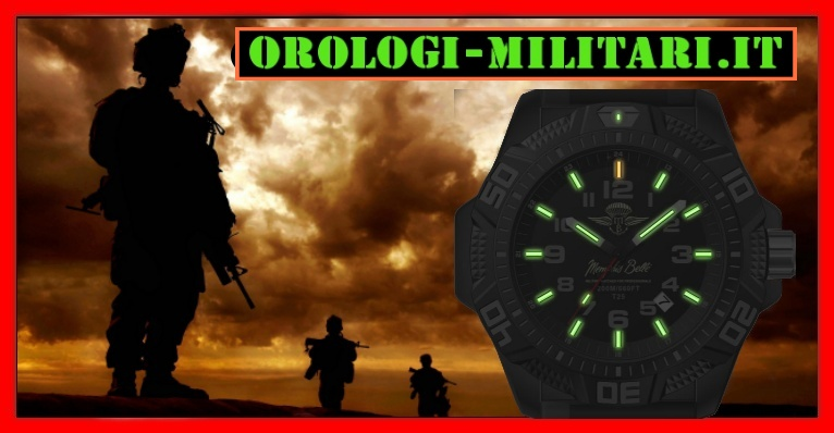 Orologi militari professionali