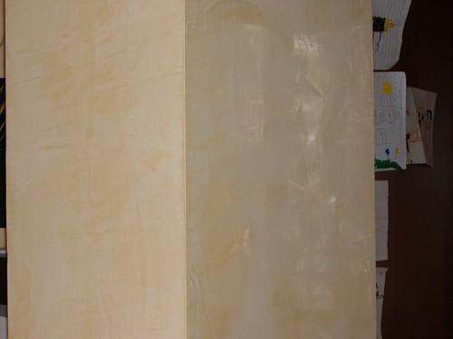 Grassello di calce effetto stucco antico lavori for Grassello di calce spatolato