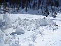 Inverno 2009 - Le Valanghe della val Biandino