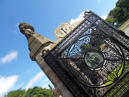 Den Haag, il Cancello Reale