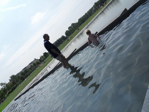 Amsterdam Parchi Bagnanti