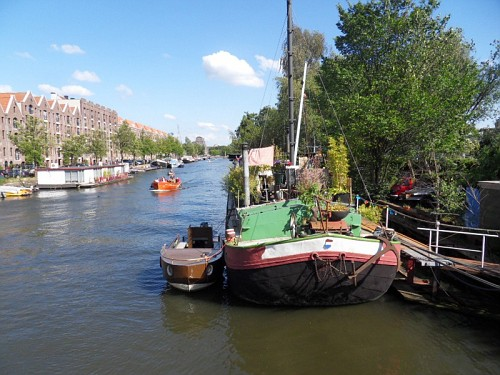 Amsterdam Canali e House Boat