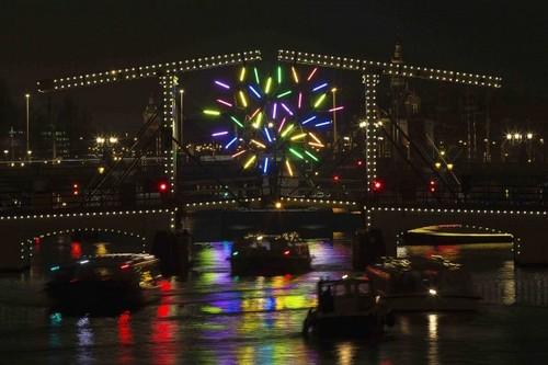 Amsterdam. Il Festival delle luci