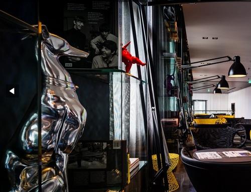 Amsterdam. Il nuovo artedesign'otel del Hotel Park Plaza
