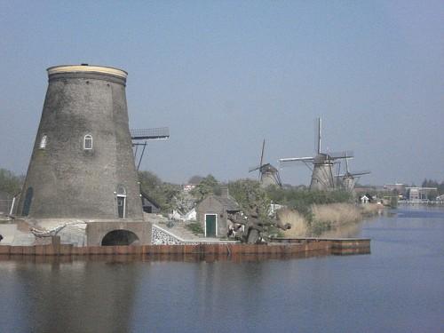 I Mulini a Vento di Kinderdijk