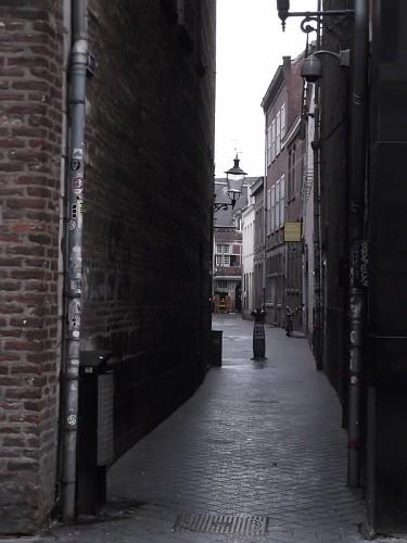 Maastricht. Stradina