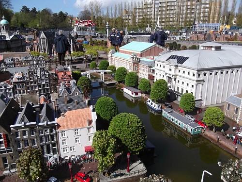 Le case tipiche di Amsterdam