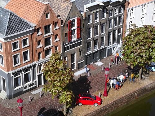 Casette ad Amsterdam