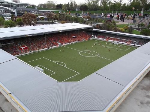 madurodam Amsterdam Ajax Stadio di Calcio