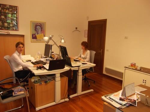 Alessia Guffanti e Anna Malagoli