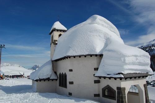 La chiesetta del Passo San Pellegrino (fotoalbum.virgilio.it)