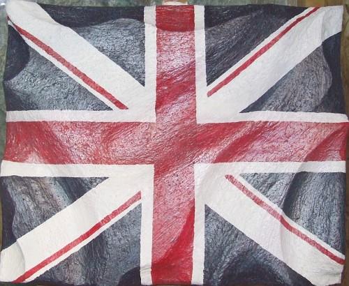 Bandiera Inglese E Bandiera Scozzese Pictures to pin on Pinterest